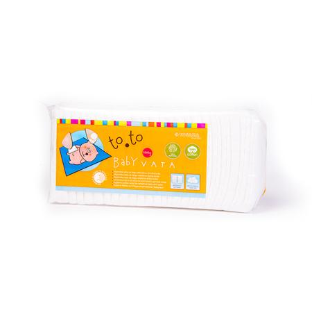 Immagine di Tosama®  Cotone idrofilo per bambini to.to 200g