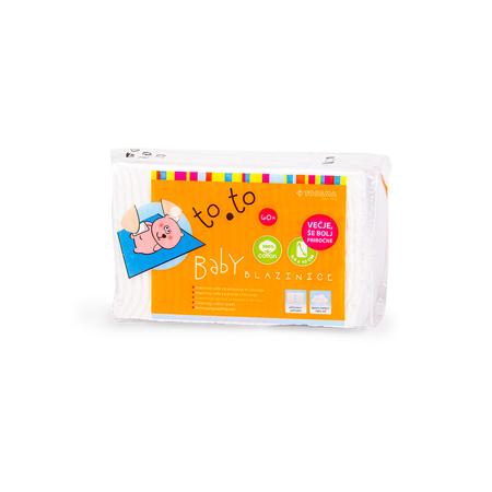 Immagine di Tosama®  Dischetti di cotone perforati to.to 60 pezzi