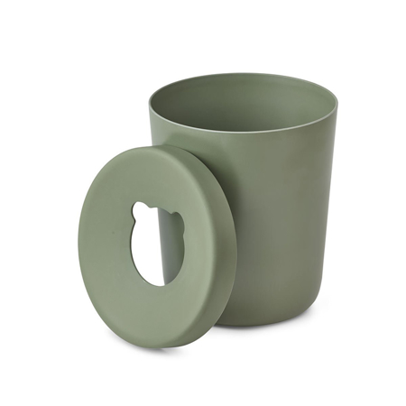 Liewood® Cestino pannolini Evelina Faune Green 5L