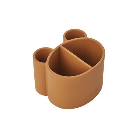 Immagine di Liewood® Vasetto universale  in silicone  Sandra Mustard