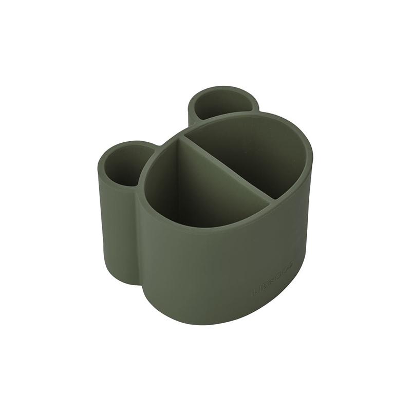 Immagine di Liewood® Vasetto universale  in silicone Sandra Hunter Green