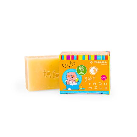 Immagine di Tosama® Sapone naturale per bambini to.to 100g
