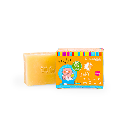 Tosama® Sapone naturale per bambini to.to 100g
