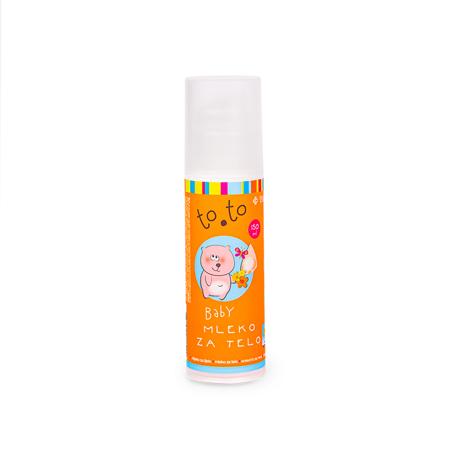 Immagine di Tosama® Latte detergente per bambini to.to 150 ml