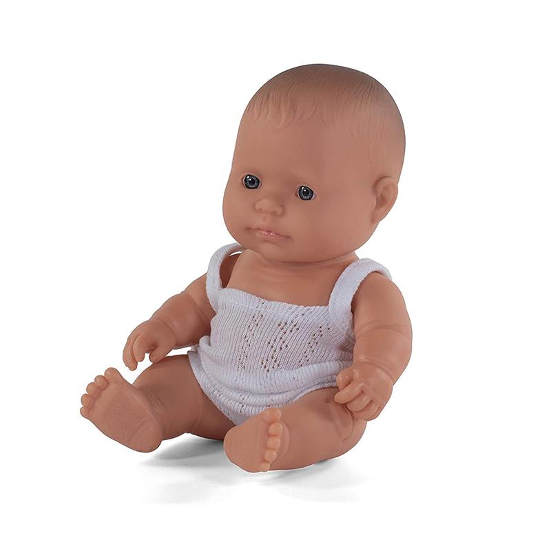Immagine di Miniland® Bambola European Girl 21cm