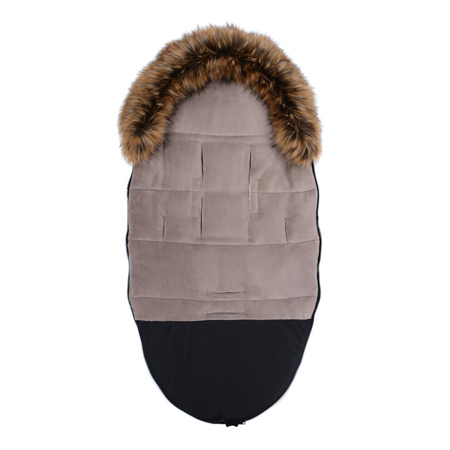 CottonMoose® Sacco invernale Moose Yucon Graphite