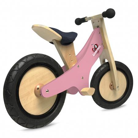 Kinderfeets® Bici senza pedali Classic - Roza