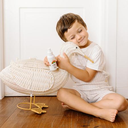 Linea MammaBaby®  Spray disinfettante per bambini Mariolino 100ml