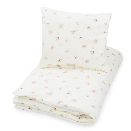 Immagine di CamCam® Biancheria da letto Windflower Creme Junior 100x140, 45x40