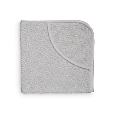 Immagine di CamCam® Asciugamano con cappuccio Grey 80x80