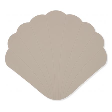 Immagine di Konges Sløjd® Tappetino antiscivolo per il bagno Warm Grey