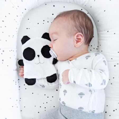 Minimellows® Doudou panda Lina