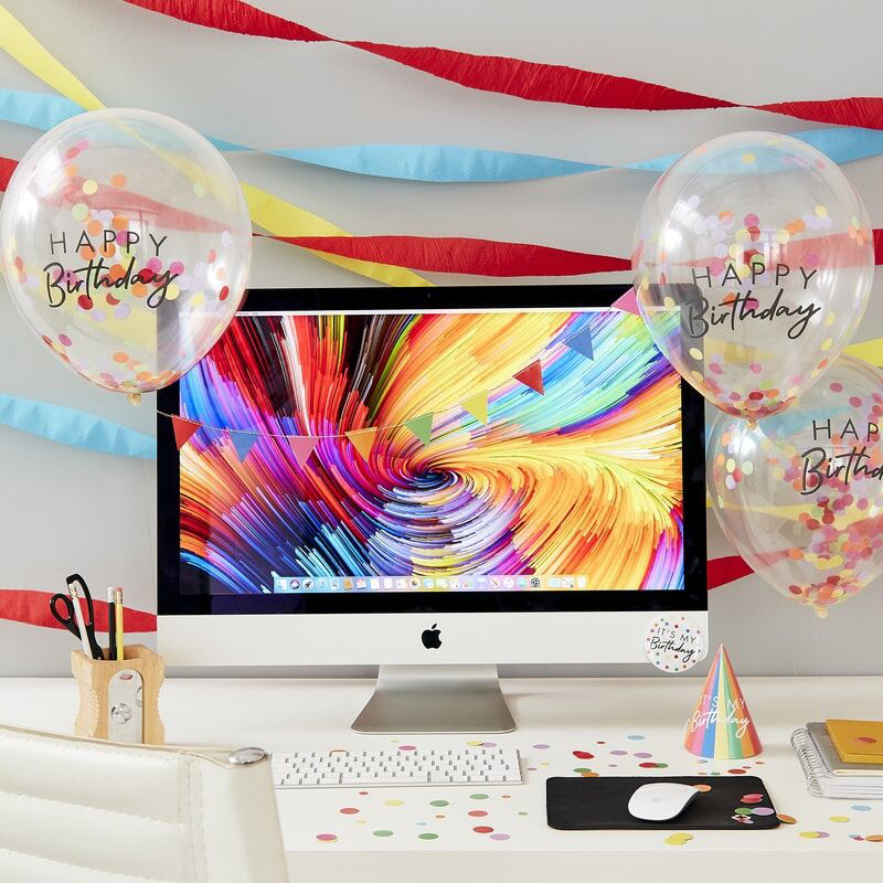 Immagine di Ginger Ray® Office Party Kit