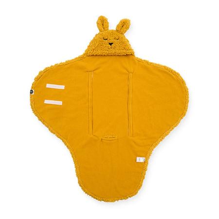 Immagine di  Jollein® Copertina per neonati Bunny Mustard 105x100