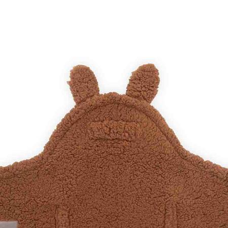 Immagine di Jollein® Copertina per neonati Bunny Caramel 105x100