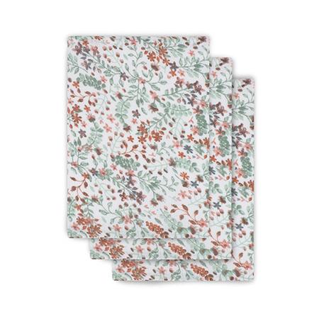 Immagine di Jollein® Set di 3 panni di per il bagnetto Bloom 20x15