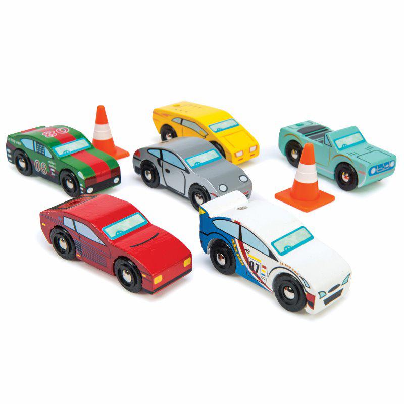 Immagine di Le Toy Van® Macchinine Sports Montecarlo