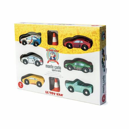 Le Toy Van® Macchinine Sports Montecarlo