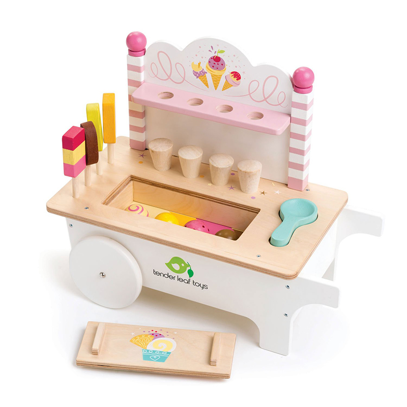 Immagine di Tender Leaf Toys®  Carrello dei gelati