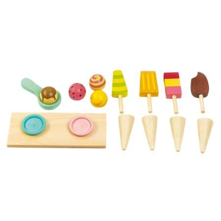 Tender Leaf Toys®  Carrello dei gelati