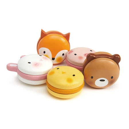 Immagine di Tender Leaf Toys® Macarons Animal