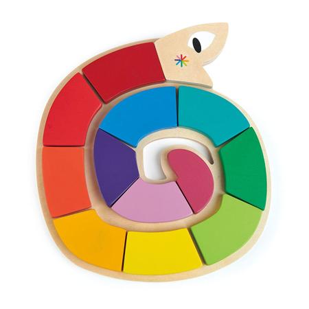 Immagine di Tender Leaf Toys® Serpente Color Me