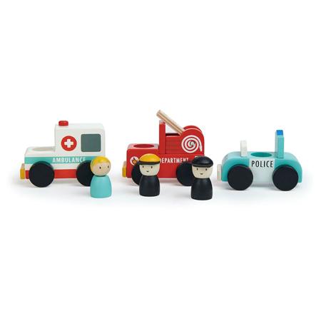 Immagine di Tender Leaf Toys® Emergency Vehicles