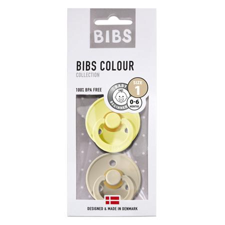 Bibs® Ciuccio Sunshine & Sand 2 (6-18m)