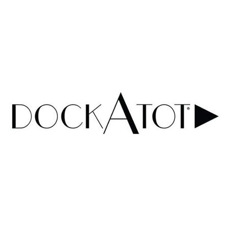 Immagine di DockAtot® Riduttore nido Grand By Morris & Co. Strawberry Thief (9-36m)