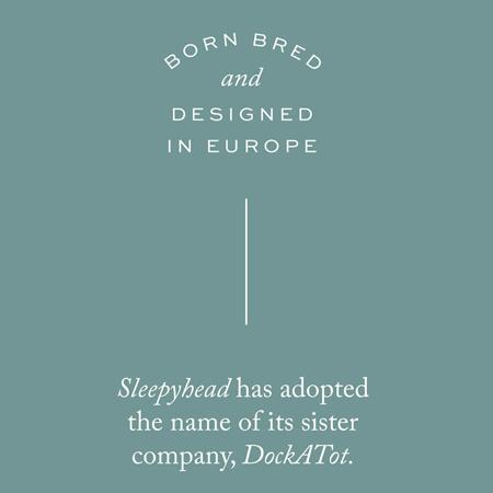 Immagine di DockAtot® Riduttore nido Deluxe+ By Morris & Co. Pink & Rose (0-8m)