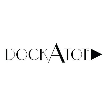 Immagine di DockAtot® Riduttore nido Deluxe+ By Morris & Co. Strawberry Thief (0-8m)