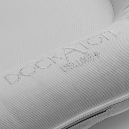 Immagine di DockAtot® Riduttore nido Deluxe+ Cloud Grey (0-8m)