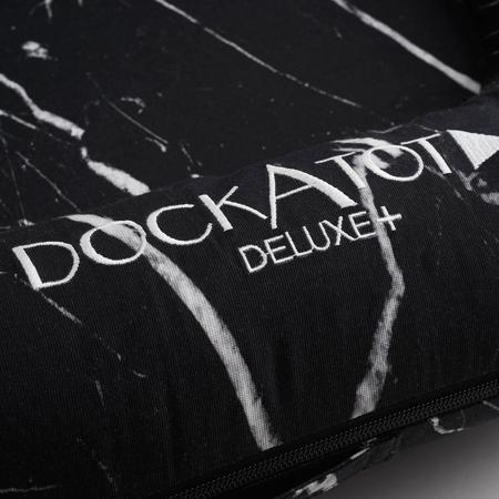 DockAtot® Riduttore nido Deluxe+ Black Marble (0-8m)