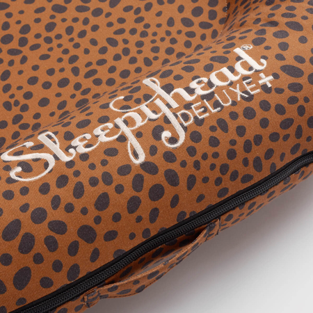 Sleepyhead® Riduttore nido Deluxe Bronzed Cheetah (0-8m)