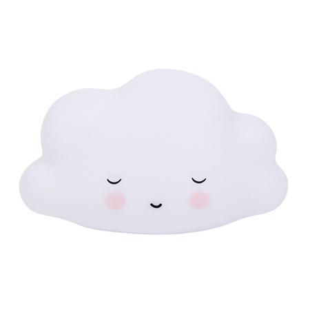 Immagine di A Little Lovely Company®  Piccola lampada Nube Sleepy