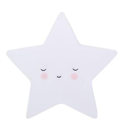 Immagine di A Little Lovely Company® Piccola lampada Stella Sleepy