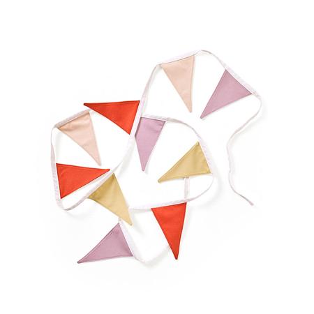Immagine di Kids Concept® Bandierine decorative Purple/Red