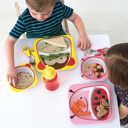 Skip Hop® Scodella per bambini Leopard