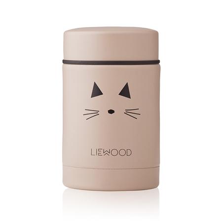 Immagine di Liewood® Termo contenitore Nadja Cat Rose 250ml