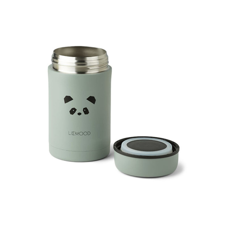 Liewood® Termo contenitore Bernard Panda Peppermint 500ml