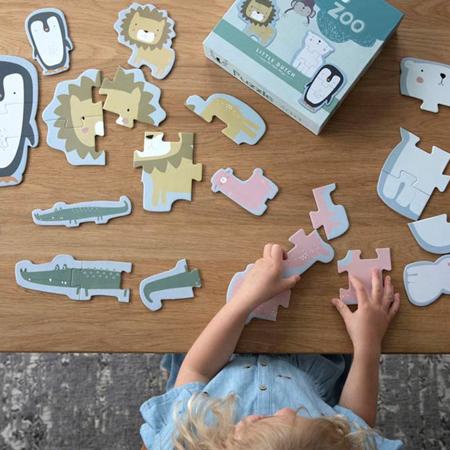 Immagine di Little Dutch® Puzzle degli animali