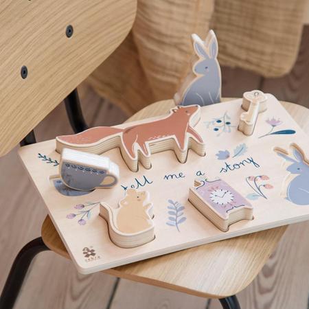 Sebra® Puzzle di legno Daydream