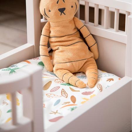 Sebra® Biancheria da letto per bambole Wildlife
