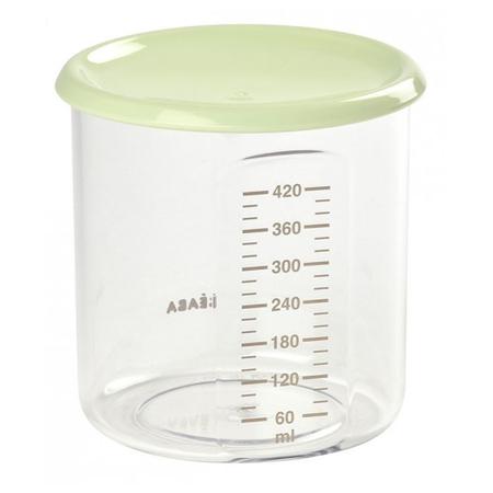Immagine di Beaba® Barattolo con misura Green 420ml
