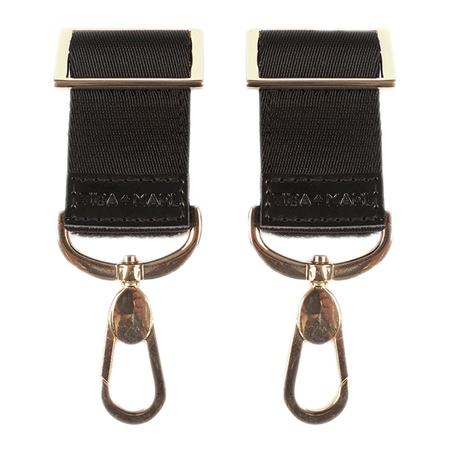 Immagine di Tiba+Marl® Attacco per agganciare una borsa/zaino al passeggino Metal Gold