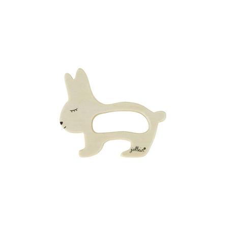 Immagine di Jollein® Massaggiagengive in legno Rabbit
