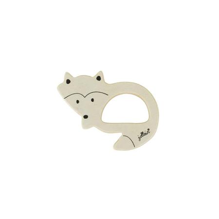 Immagine di Jollein® Massaggiagengive in legno Fox