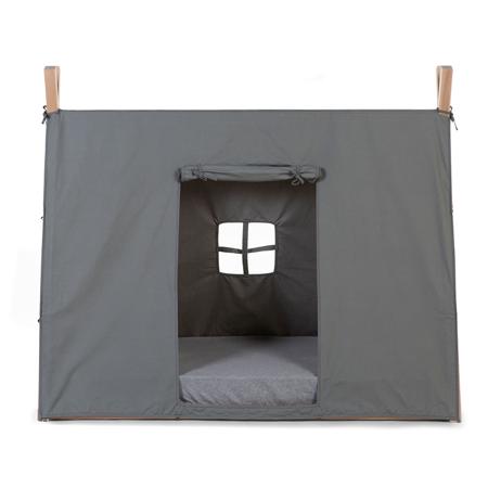 Childhome® Rivestimento letto Grey 140x70