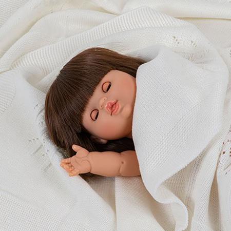 Immagine di Minikane® Bambola con gli occhi che si chiudono Chloé 34cm