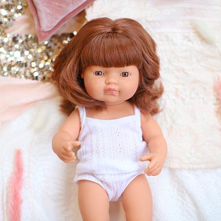 Immagine di Miniland® Biancheria intima per bambole 38cm